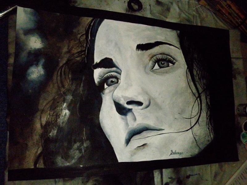 Portrait Femme + video realisation Bullerougie P7040012