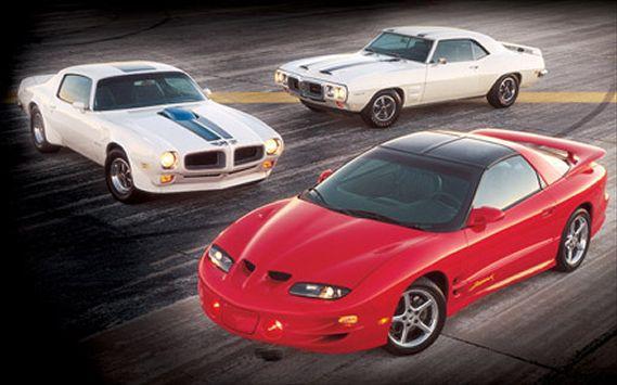 Foro Pontiac Firebird y Trans Am 1967-2002