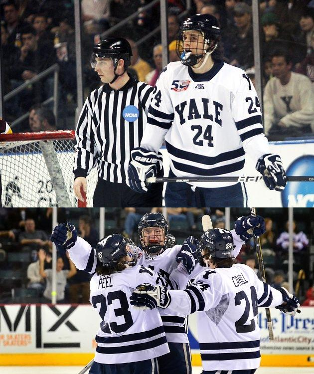 The Jersey Thread Yale11