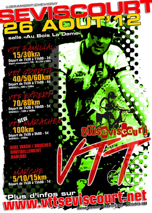 26.08.12 RANDO VTT à SEVISCOURT (PROV. LUX. - 6800 LIBRAMONT) Affich10