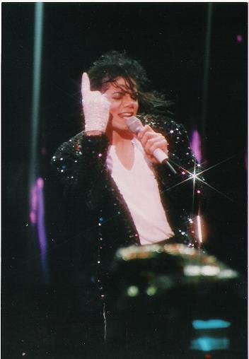 Billie Jean ao vivo 08710