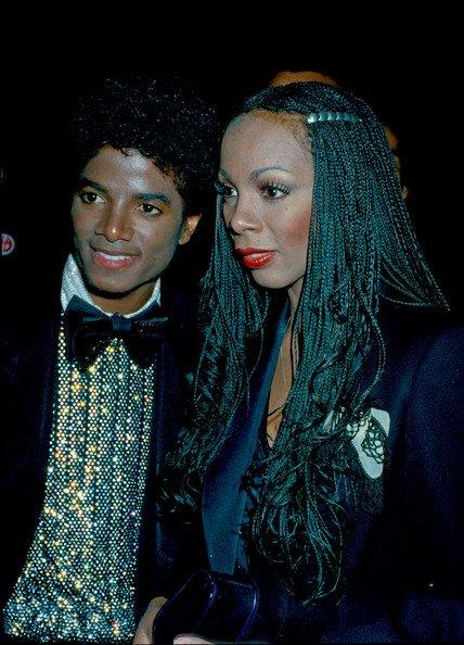 MJ e Donna Summer  55847210