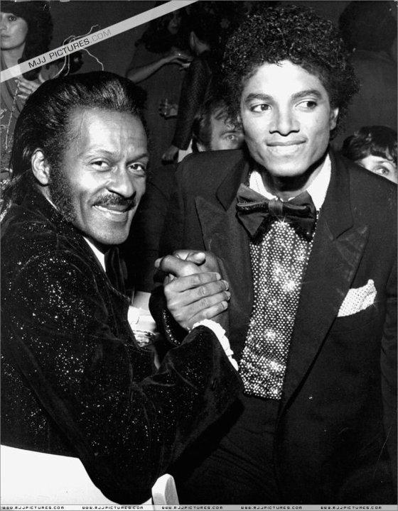 MJ e Chuck Berry 76667_10