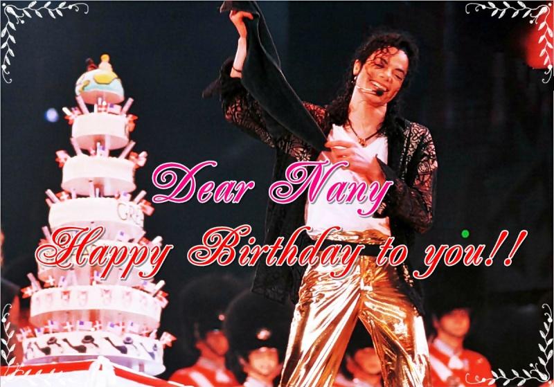 Feliz Aniversário Amiga Nany Jackson Bday_n10