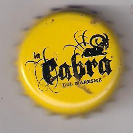 CERVEZA-036-LA CABRA DEL MARESME (1) Cabra110