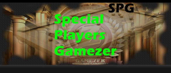 SPG - Special Players Gamezer