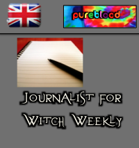 British - Pureblood - Journalist at Witch Weekly