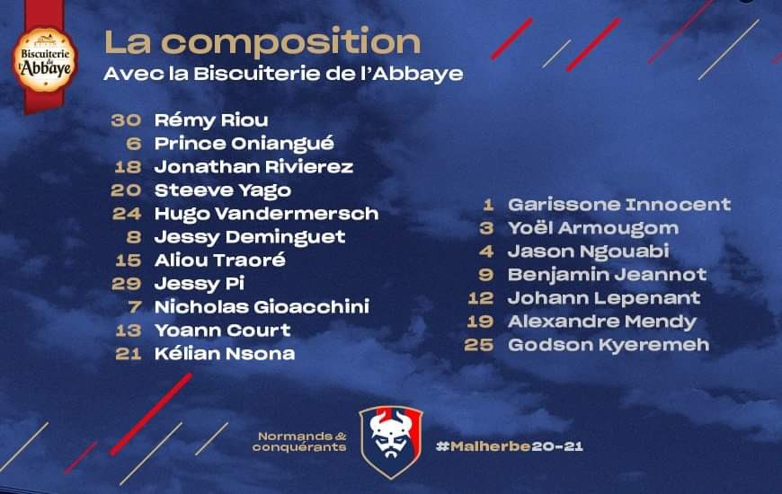 [18e journée de L2] AJ Auxerre - SM Caen 15783710