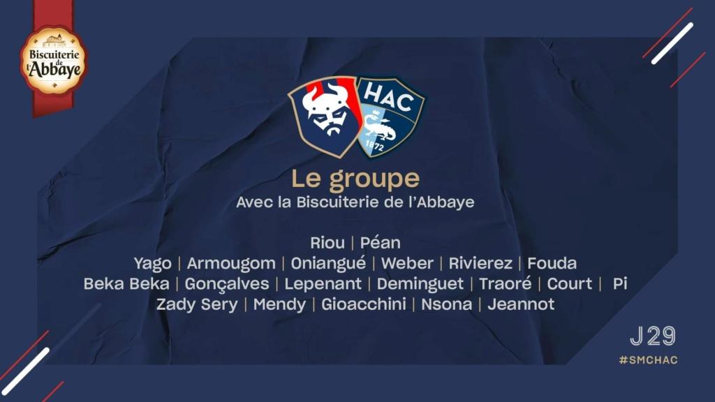 [29e journée de L2]  SM Caen - Havre AC 2dc2b110