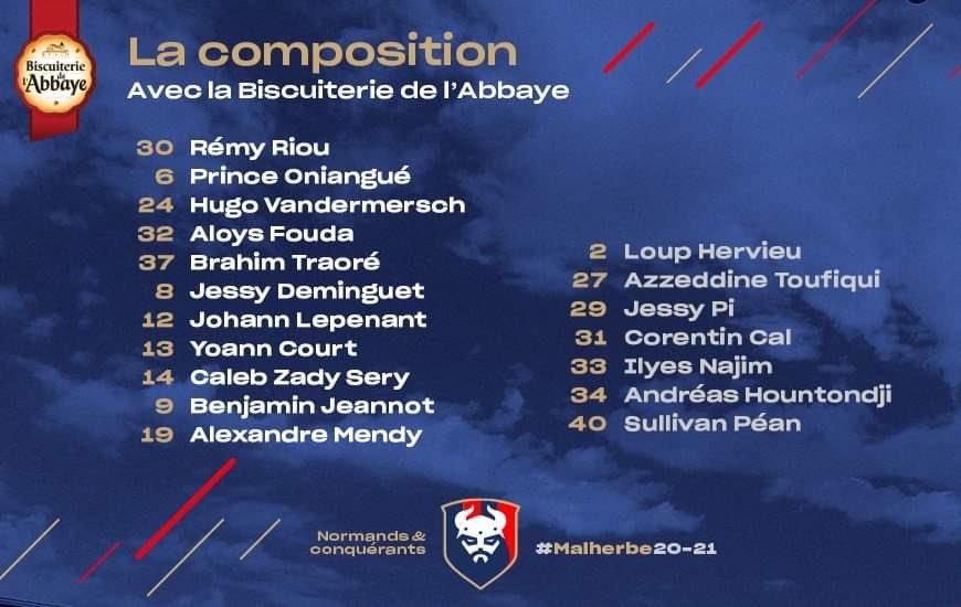 [31e journée de ligue 2] SM Caen - Pau FC 3bcb8410