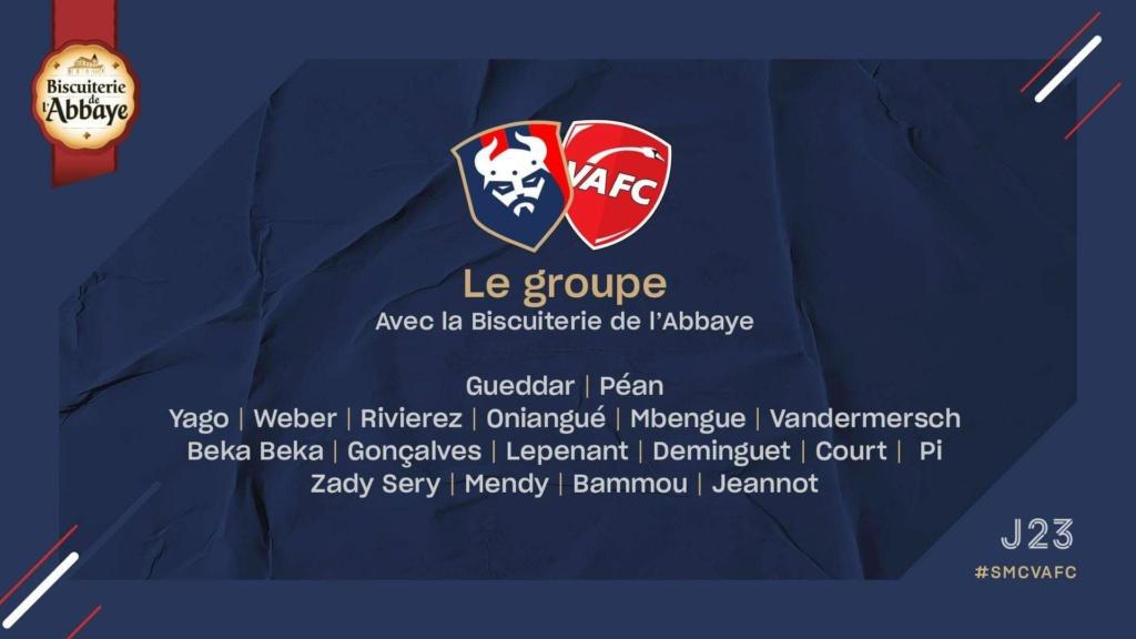 [23e journée de L2] SM Caen - Valenciennes FC 4ce1e410