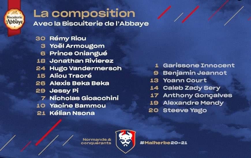 [13e journée de L2] Pau FC - SM Caen 54e30c10