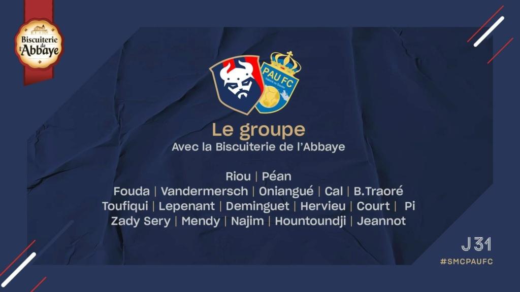 [31e journée de ligue 2] SM Caen - Pau FC 55dd6610