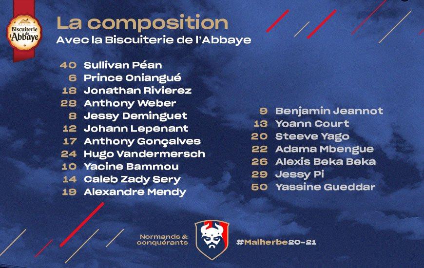 [23e journée de L2] SM Caen - Valenciennes FC 5ec95f10