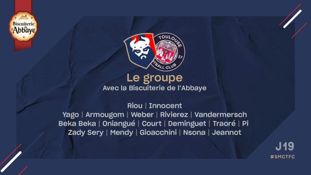 [19e journée de L2] SM Caen - Toulouse FC 7adff710