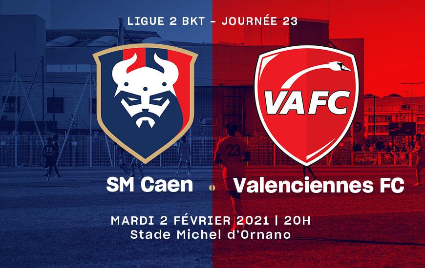 [23e journée de L2] SM Caen - Valenciennes FC 7b3e9510