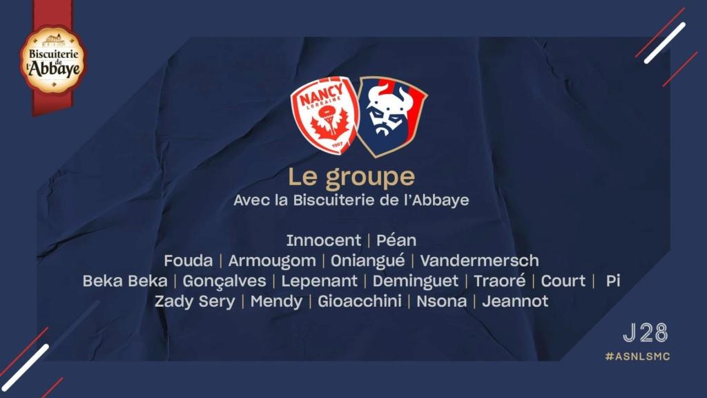 [28e journée de L2] AS Nancy - SM Caen A3ca0710