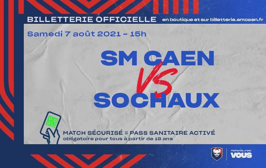 [3e journée Ligue 2 BKT] SM Caen - Sochaux Bbc9e110