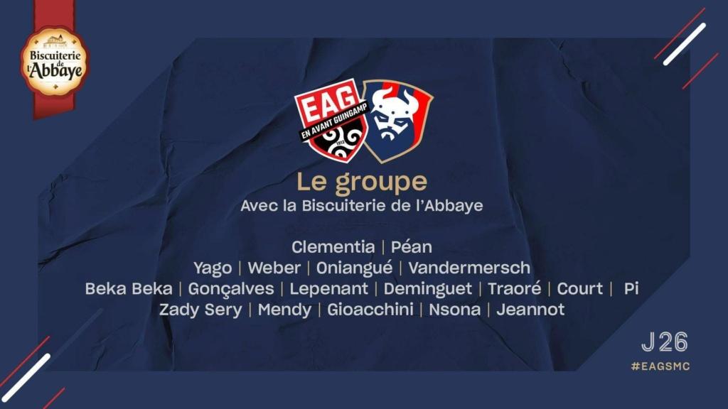 [26e journée de L2] EA Guingamp - SM Caen C8c72610