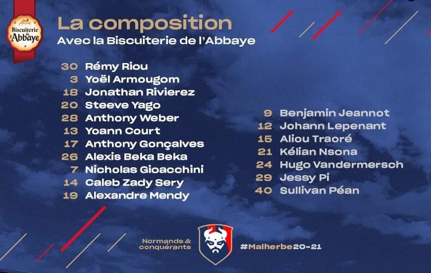 [14e journée de L2] SM Caen - Grenoble C9e8e010
