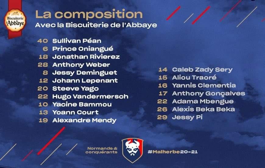 [24e journée de L2] Amiens SC - SM Caen D0025d10