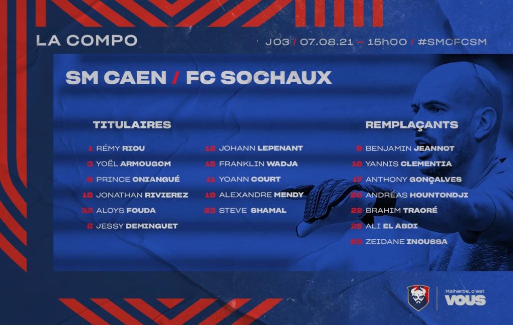 [3e journée Ligue 2 BKT] SM Caen - Sochaux Ea12f410