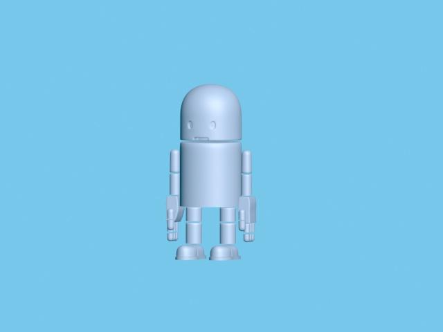 Galería de Arte y Proyectos de Blitzex - Página 2 Robot10