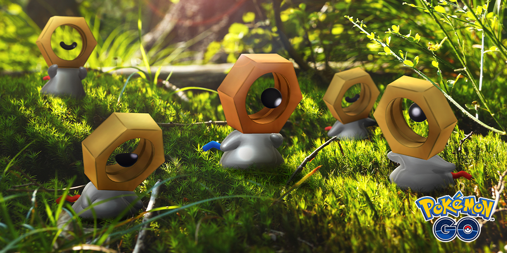 [Pokemon-GO]  ¡Aparece Meltan shiny! Shinym10