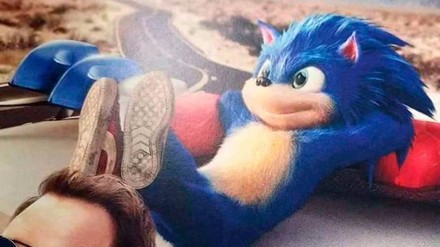 Películas basadas en videojuegos que no debieron existir Sonic-11