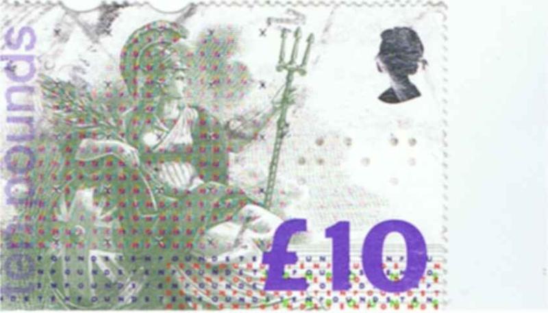 unbekannte Briefmarke Engela10