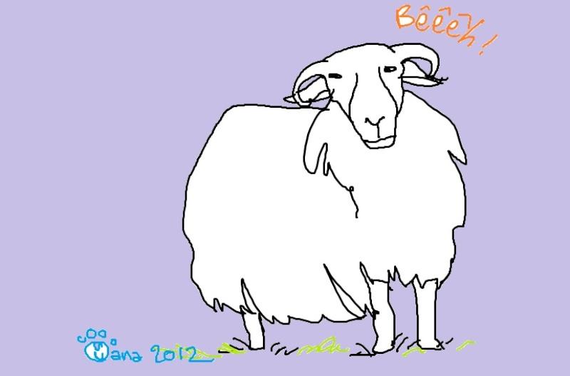 [Dessins] Fan-art de ManaGauffre - Page 2 Mouton10