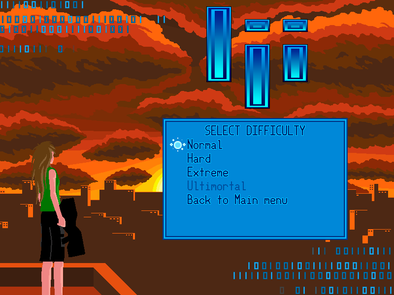 It's not genocide if it was self-defense!  Let's Play Iji! Diffic11
