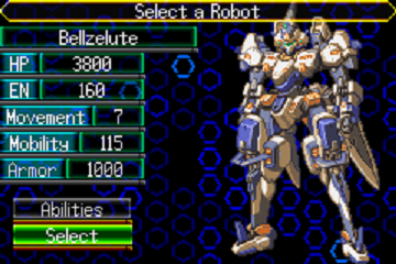 This fist of mine flies with a rocket-y power! Let's Play Super Robot Wars J Bellze10