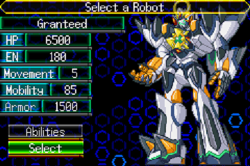 This fist of mine flies with a rocket-y power! Let's Play Super Robot Wars J Grante10