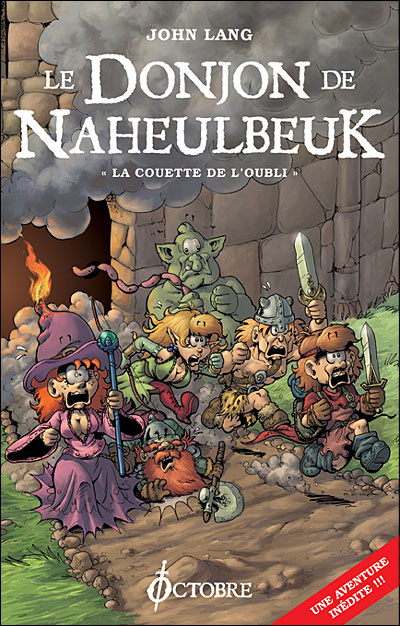 Le donjon d Naheulbeuk: la Couette de l'Oubli 97829110