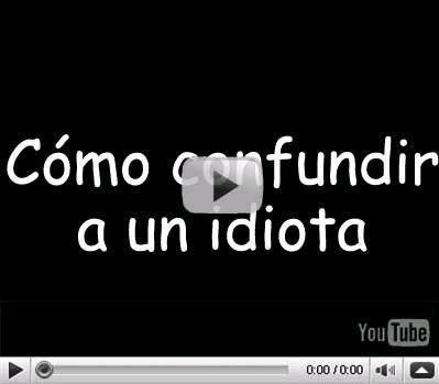 Broma Video de youtube que no funciona Confun10