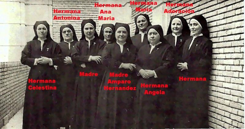 Nombre de las Hermanas de 1970 1970_m10