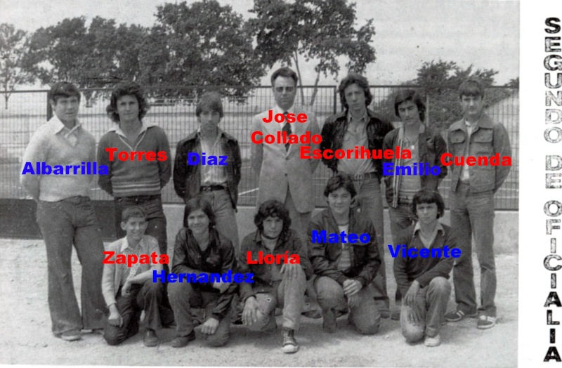 Segundo de Oficialia - Terminado - 1978-s10