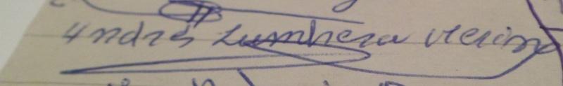 Firmas de algunos compañeros Lumbre10