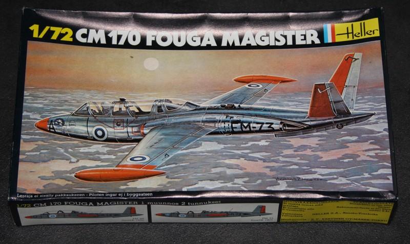 FOUGA MAGISTER Fouga010