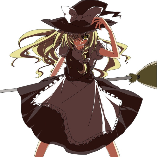 [Dossier]~ Touhou Project~ Marisa11