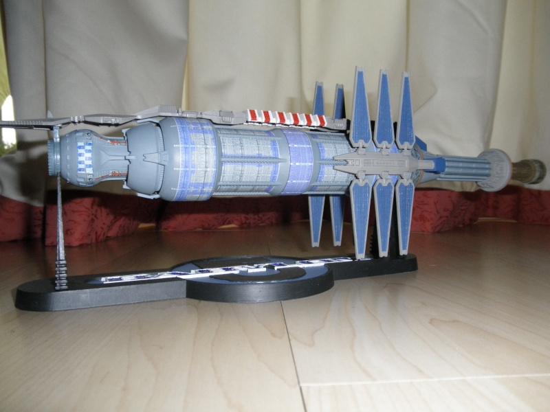 Babylon 5 Raumstation 1p722010