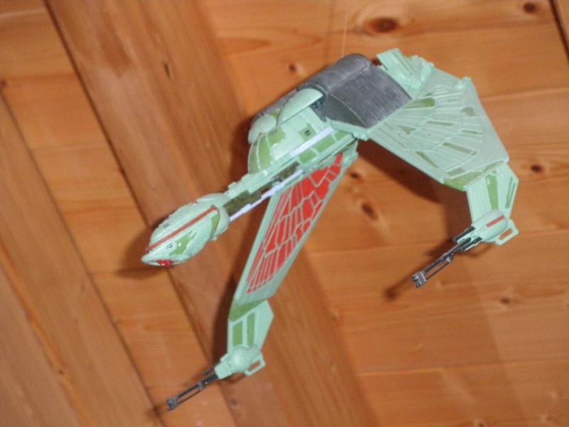 Star Trek Klingon Bird of Prey 3p712011