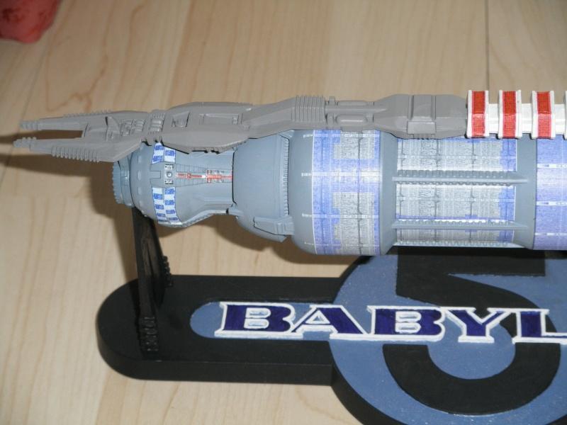 Babylon 5 Raumstation 3p722010