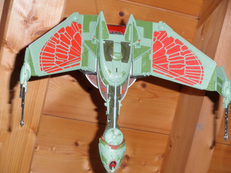 Star Trek Klingon Bird of Prey 5p712011