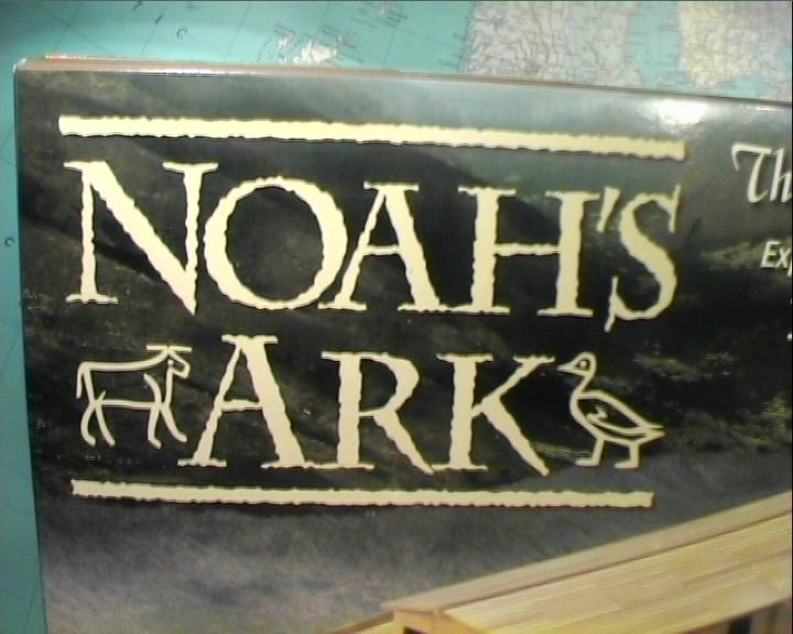 NOAH'S ARK Noah310
