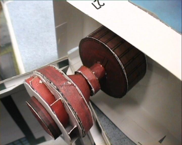 Flusskraftwerk W2010