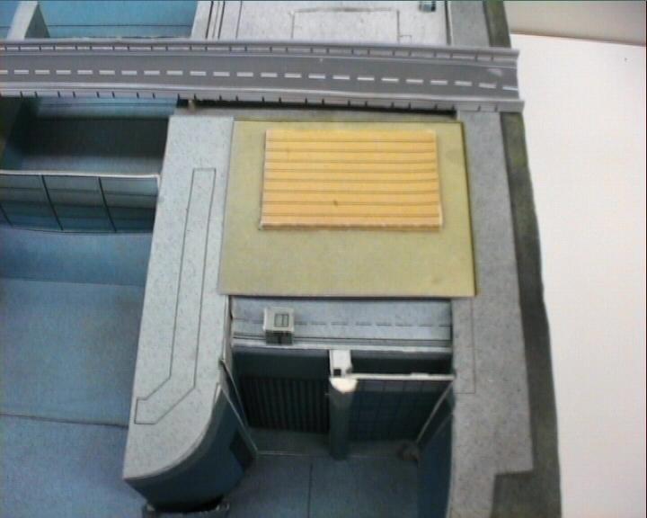 Flusskraftwerk W610