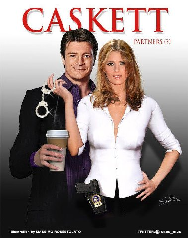 Castle and Beckett  54710810