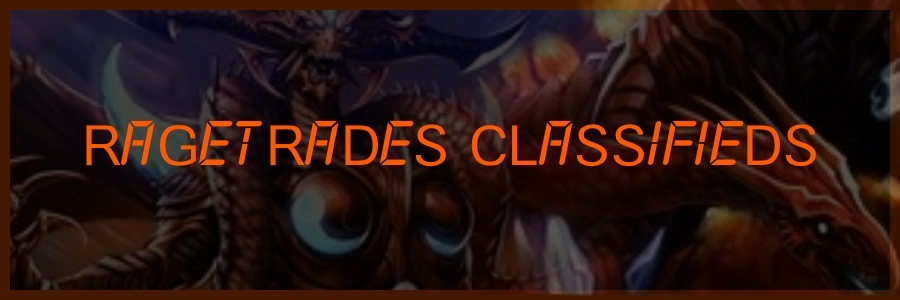 RageTrades Classifieds